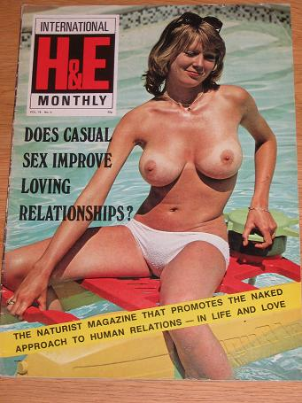 Free Pictures of Family Nudist H & E Magazine Vol83