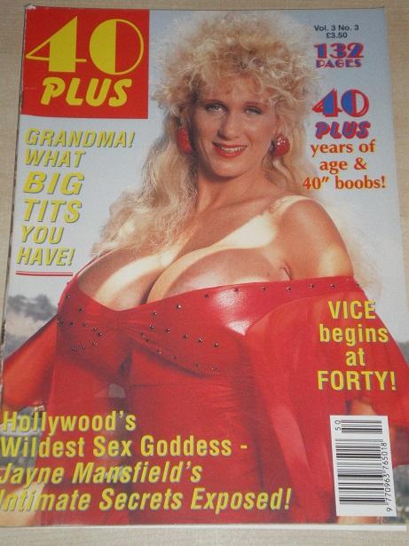 Excited score big boobs 40 plus magazine think