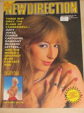 magazine Adult contact