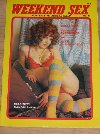sex to sexy vintage mens magazine