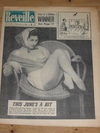 Classic vintage retro erotica june