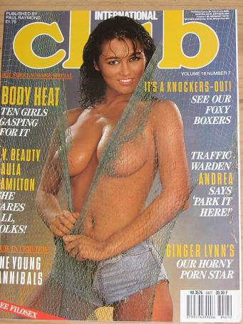 international magazine back issues Club