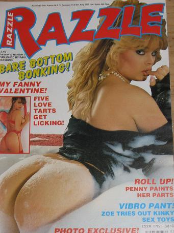 magazine Razzle adult