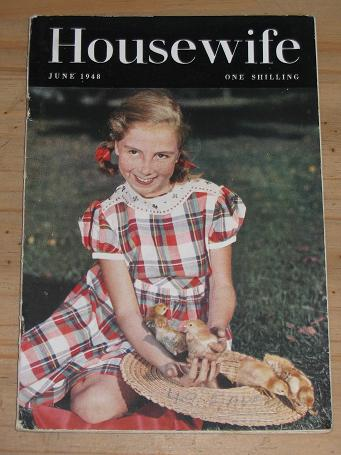 Tilleys Vintage Magazines : HOUSEWIFE MAGAZINE JUNE 1948