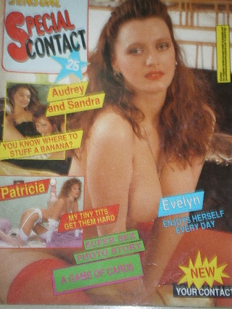 Ryder adult contact mag