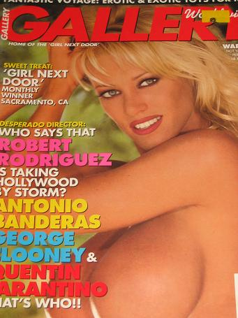 GALLERY magazine, September 1996 issue for sale. ADULT, MENS, GLAMOUR publication. Classic images of