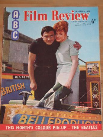 Tilleys Vintage Magazines : ABC FILM REVIEW MAGAZINE JANUARY