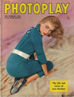 PHOTOPLAY MAY 1955 JANET LEIGH DORIS DAY HEPBURN GRANGER KELLY