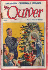 QUIVER MAG JAN 1939 ANNIE SWAN CHRISTMAS SHORT STORIES