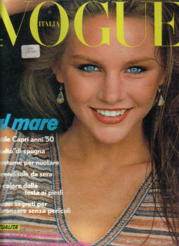 VOGUE ITALIA JUNE 1979 VINTAGE FASHION 343